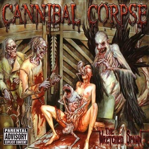 <i>The Wretched Spawn</i> 2004 studio album by Cannibal Corpse