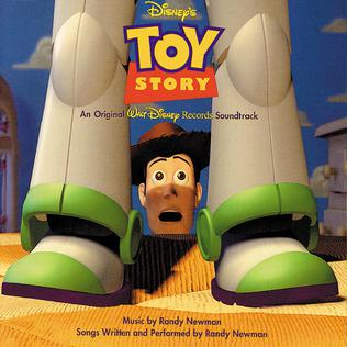<i>Toy Story</i> (soundtrack) 1995 soundtrack album by Randy Newman