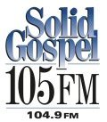 Logo during the Solid Gospel Era, until 2012.