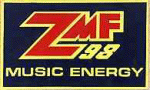WZMF logo from the 1970s.