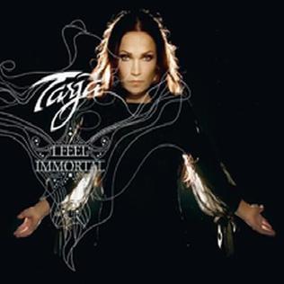 I Feel Immortal 2010 single by Tarja ft. Jason Hook