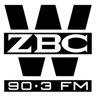 WZBC Radio station in Newton, Massachusetts