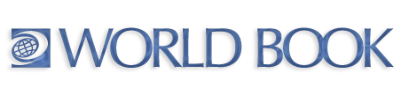 Image result for world book online logo