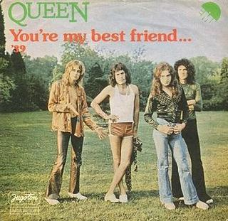 Queen You're My Best Friend Song Facts File:You'reMyBe...
