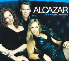 Sexual Guarantee 2001 single by Alcazar