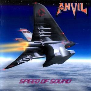 <i>Speed of Sound</i> (Anvil album) 1999 studio album by Anvil