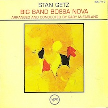 <i>Big Band Bossa Nova</i> (Stan Getz album) 1962 studio album by Stan Getz