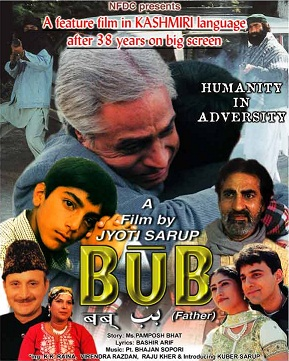 Bub (film) movie poster