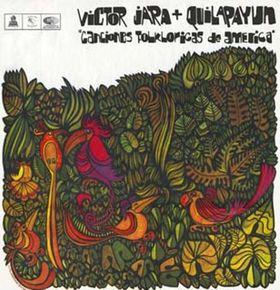 <i>Canciones folklóricas de América</i> 1967 studio album by Víctor Jara