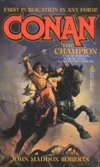 Conan The Champion (1987) book review – Villain News