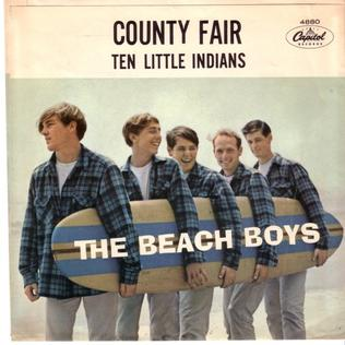 County Fair 1962 song performed by The Beach Boys