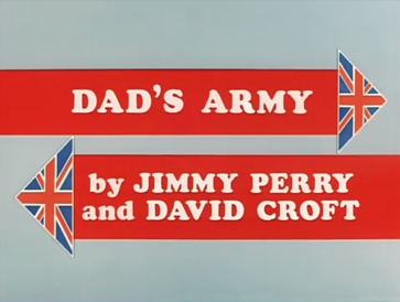Picture of a TV show: Dads Army