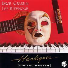 <i>Harlequin</i> (album) 1985 studio album by Dave Grusin and Lee Ritenour