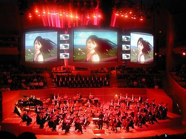 Rinoa Heartilly shown at the Los Angeles Dear Friends concert Dear Friends - Final Fantasy VIII.jpg