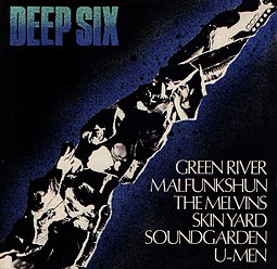 <i>Deep Six</i> (album) 1986 compilation album by Various artists