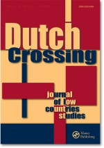 <i>Dutch Crossing</i> An academic journal about the low countries