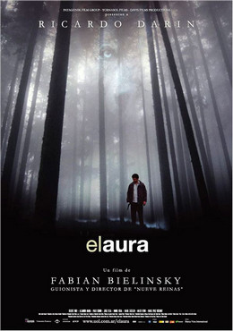 The Aura (2005) movie poster