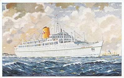 RMS Empress of Ireland - Wikipedia