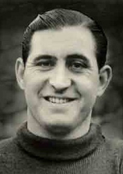 Ernie Gregory English footballer