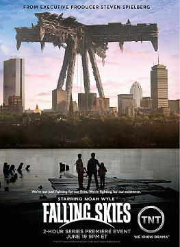 Falling Skies Série Torrent Download