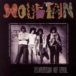 <i>Flowers of Evil</i> (album) 1971 studio album with included live material by Mountain