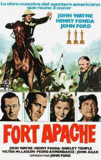 Fort Apache (1948) movie poster