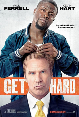 Poster for 2015 comedy Get Hard