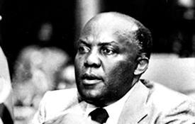 Godfrey Binaisa Ugandan President