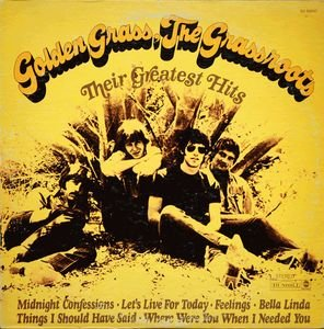 <i>Golden Grass</i> 1968 compilation album by The Grass Roots