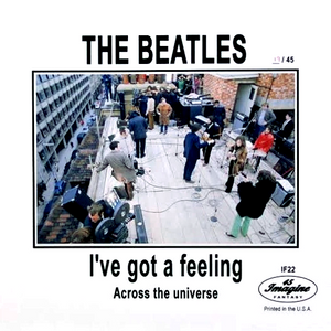 Ive Got a Feeling original song written and composed by Lennon-McCartney