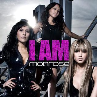 <i>I Am</i> (Monrose album) 2008 studio album by Monrose