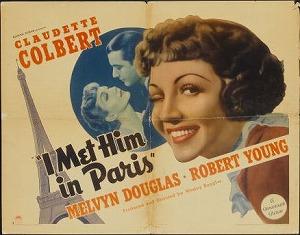 <i>I Met Him in Paris</i> 1937 film by Wesley Ruggles