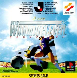 J League Jikkyou Winning Eleven - Wikipedia