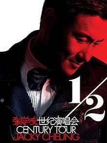 Jacky Cheung 1/2 Century Tour