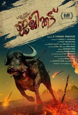 Jallikattu (2019) Hindi Dubbed 720p HDRip Download