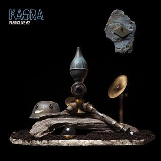 <i>FabricLive.62</i> 2012 compilation album by Kasra