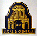 The former Legal & General logo