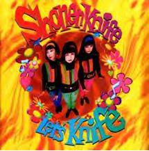 Shonen Knife - Let's Knife