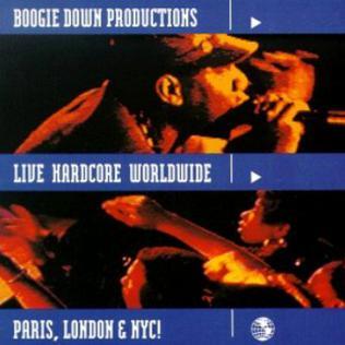 Boogie Down Prod. - Live: Hardcore Worldwide (1991)