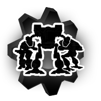 MechWarrior Living Legends logo