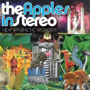 <i>New Magnetic Wonder</i> 2007 studio album by The Apples in Stereo