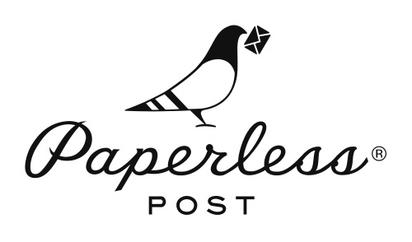 Love paperless post! I actually use it for work a lot–much cheaper than paper invites and, since it's totally customizable, we can insert our logo, photos, the works! I wish it had been around (or that I'd known about it) for my wedding invites 6 years ago. I totally would've paperless post-ed it! P.S.