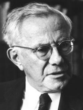 Portrait of Paul Tillich
