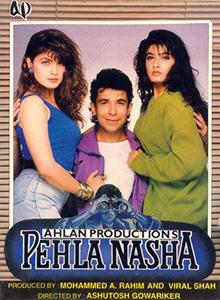 <i>Pehla Nasha</i> 1993 film by Ashutosh Gowariker