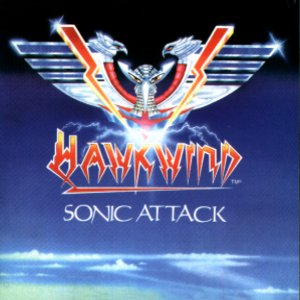 <i>Sonic Attack</i> 1981 studio album by Hawkwind