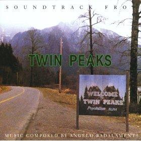 <i>Soundtrack from Twin Peaks</i> album by Angelo Badalamenti