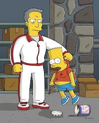 The Heartbroke Kid 17th episode of the sixteenth season of The Simpsons