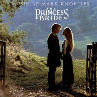 The Princess Bride album cover