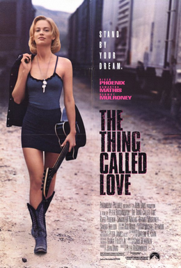 the thing called love wikipedia