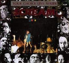 <i>Your Choice Live Series Vol.10</i> live album by Scream